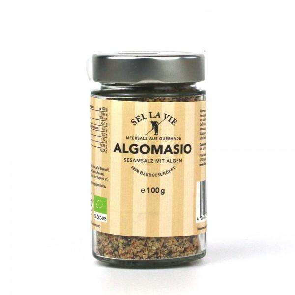 Algomasio - Sesamsalz mit Algen