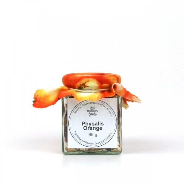 Früchtetee Physalis Orange