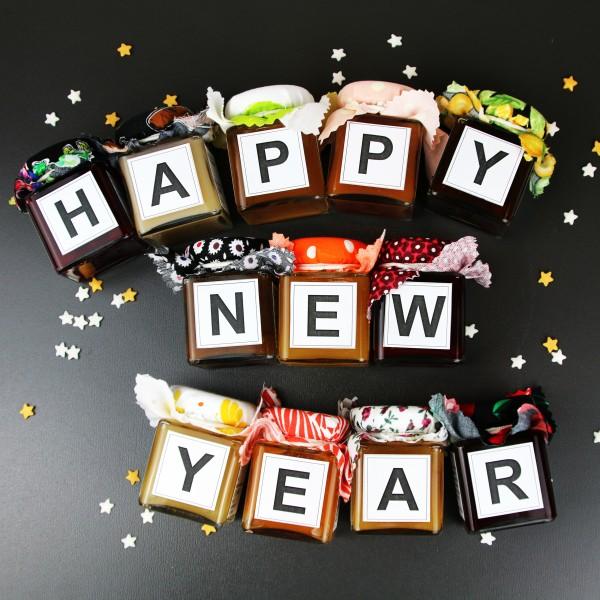 Süße Grüße - HAPPY NEW YEAR