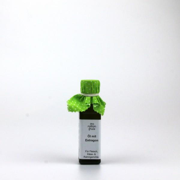 Olivenöl mit Estragon