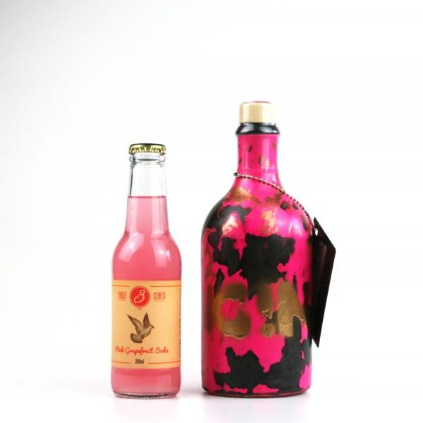 FRENKEL´ S G!N 0,5 L PINK Camouflage Gin