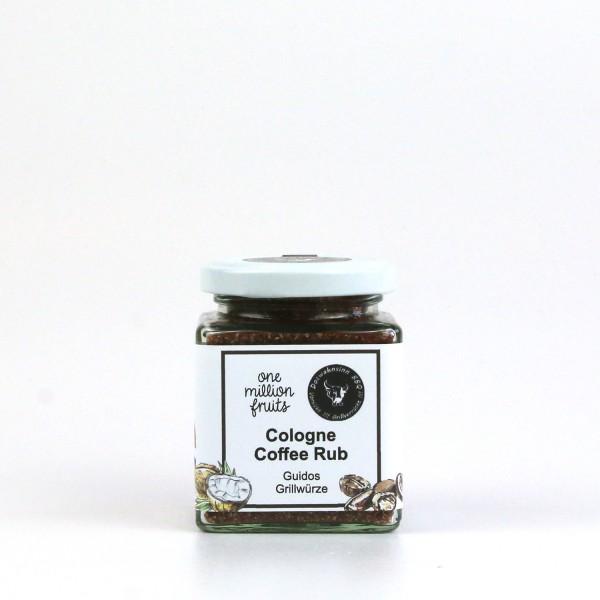 BLOGGER GEWÜRZE - COLOGNE COFFEE RUB