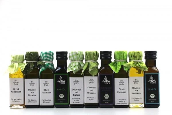 Genießerpaket Öl
