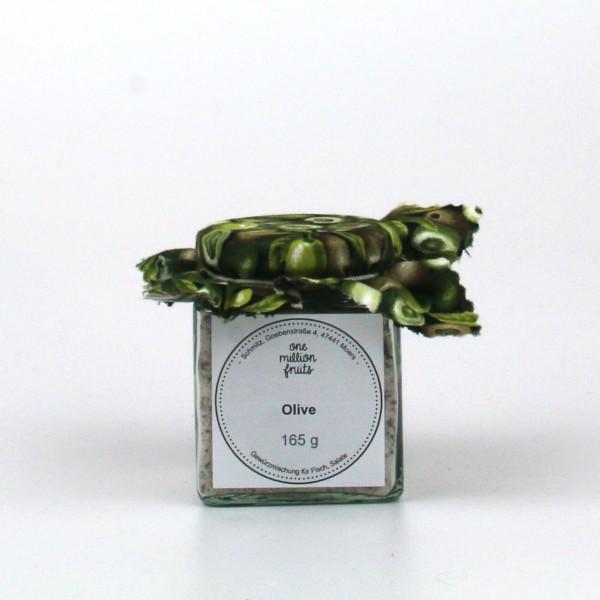 Gewürzsalz Olive
