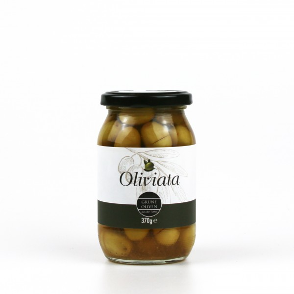 Domat Oliven in Steinsalz - Essiglake