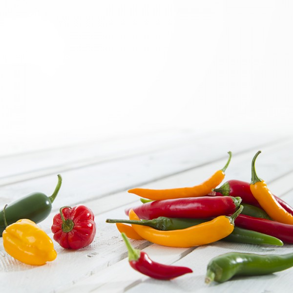 Gewürzsalz Paprika Chili