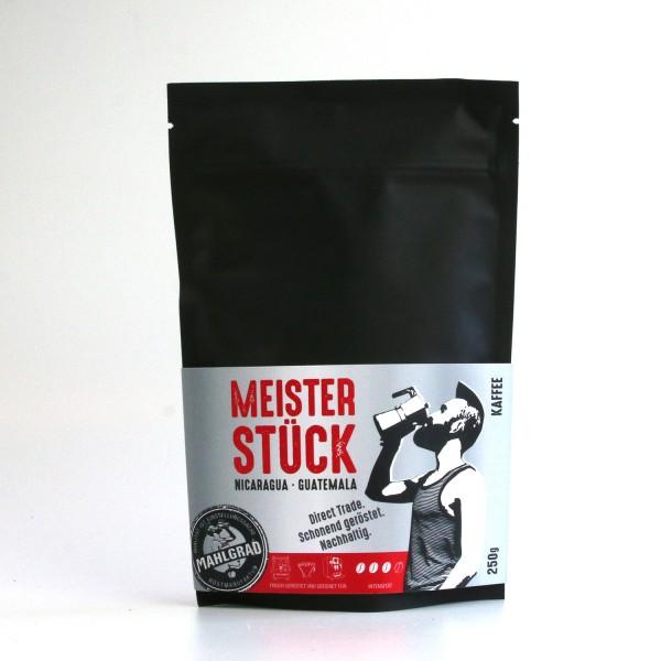 Kaffeebohnen Meisterstück 100% Arabica