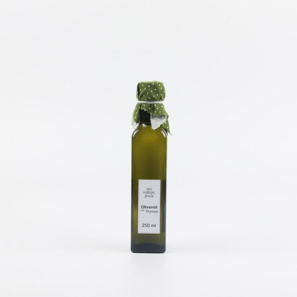 Olivenöl mit Thymian