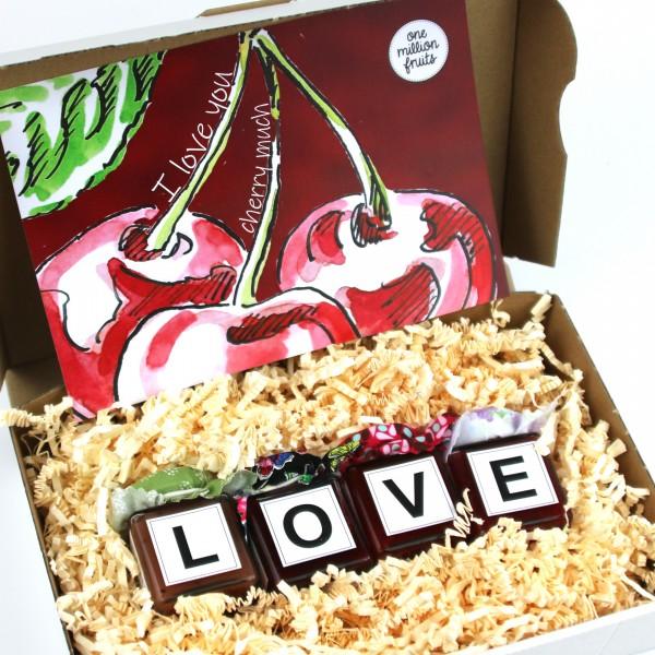 Süße Grüße - LOVE