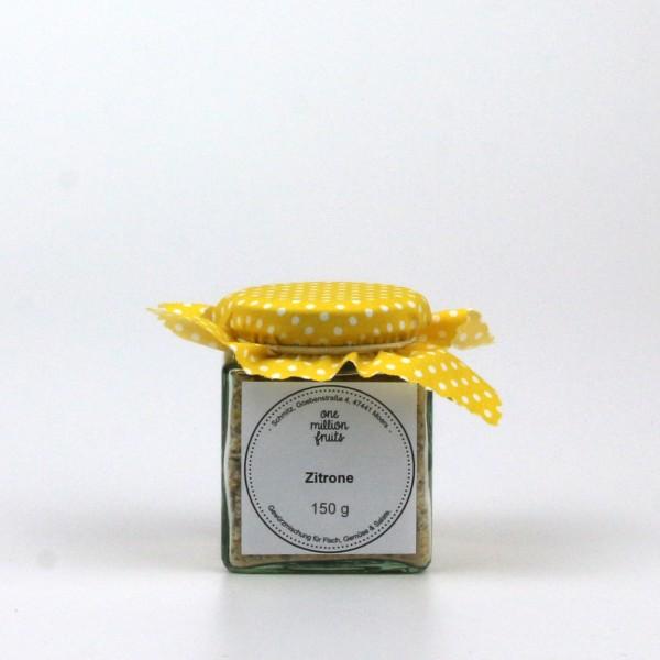 Gewürzsalz Zitrone
