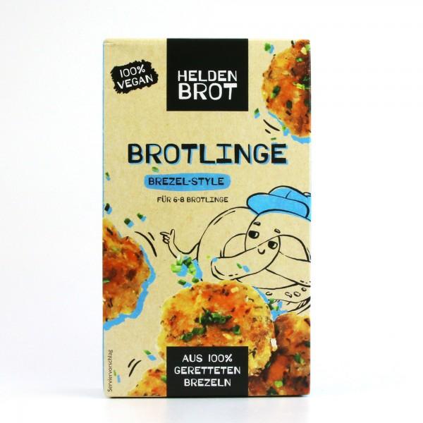 Brotlinge - Brezel Style
