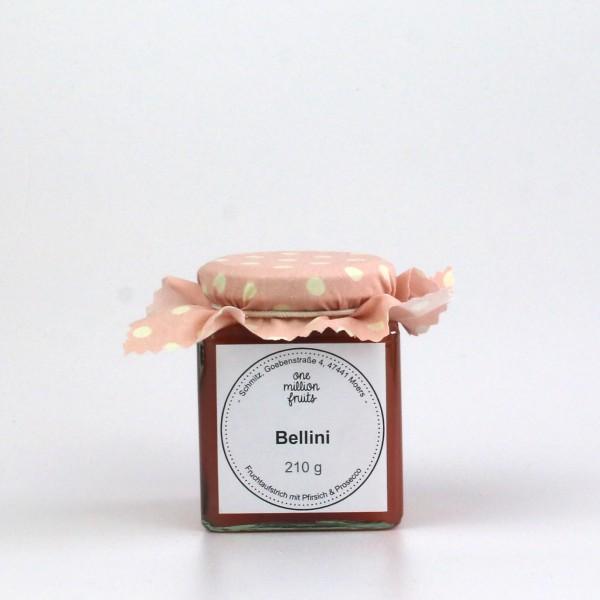 Bellini Fruchtaufstrich mit Pfirsich & Prosecco