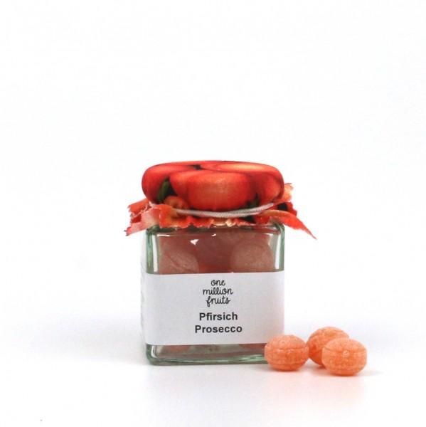 Pfirsich Prosecco Bonbons