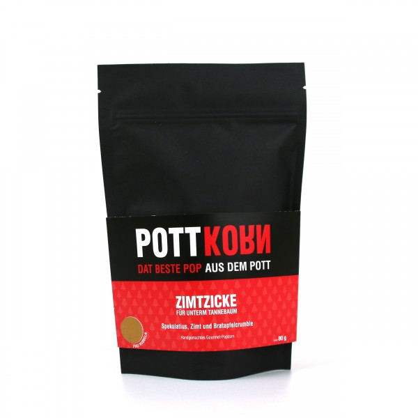 Zimtzicke Popkorn Limited Edition