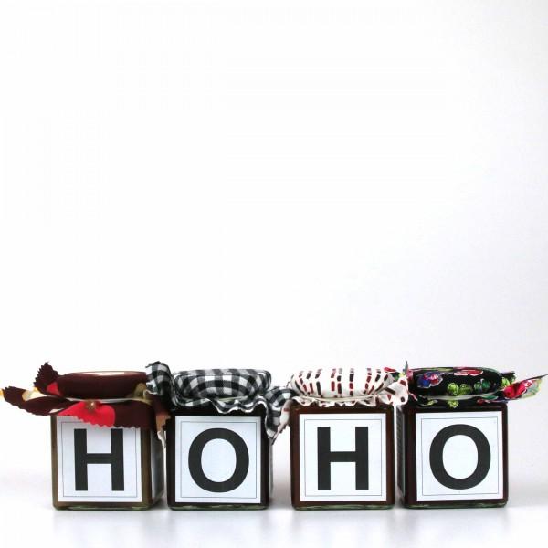 Süße Grüße - HOHO große Freude schenken
