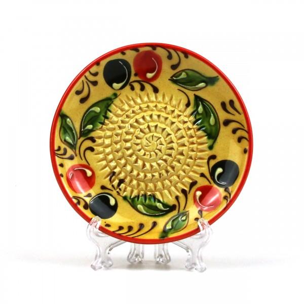 Keramik Reibe - Spanische Liebe