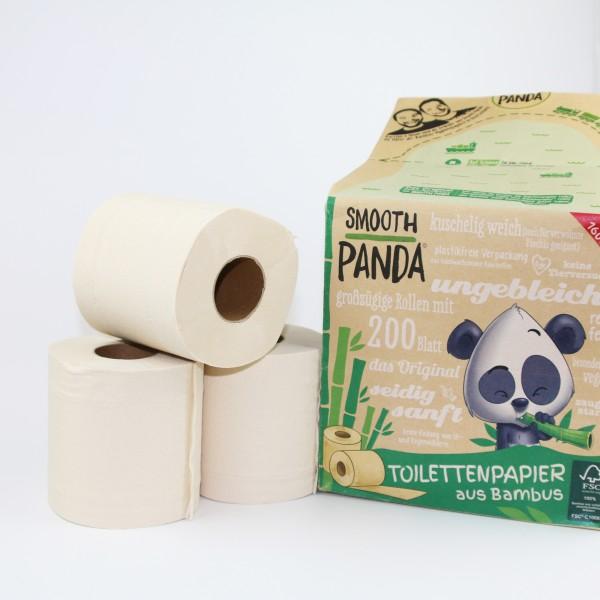 Bambus Toilettenpapier